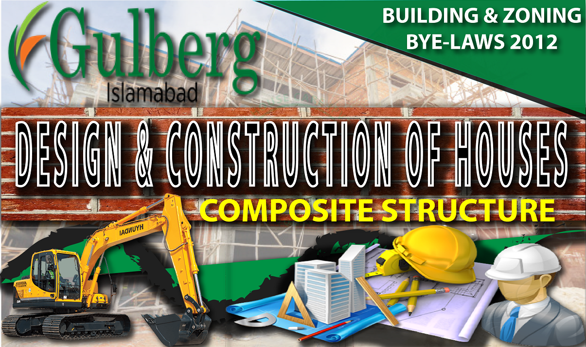 Design and Construction of Houses in Gulberg Islamabad