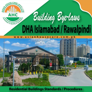 What are the Residential Buildings Standards in DHA Islamabad?